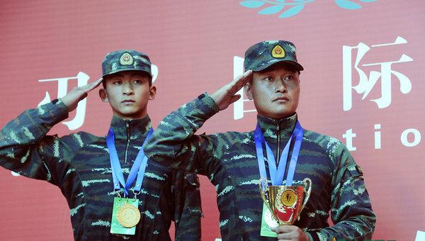 中国和巴铁狙击手大赛双双夺冠
