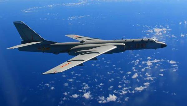 轰6K战神轰炸机将向公众展示