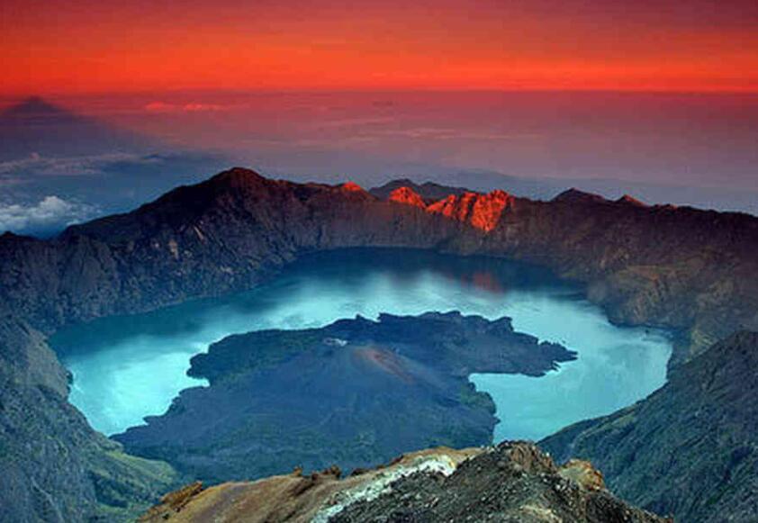 盘点全球最大火山喷发