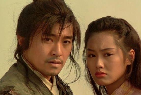刘镇伟说漏嘴:周星驰曾想娶朱茵 分手后很难过