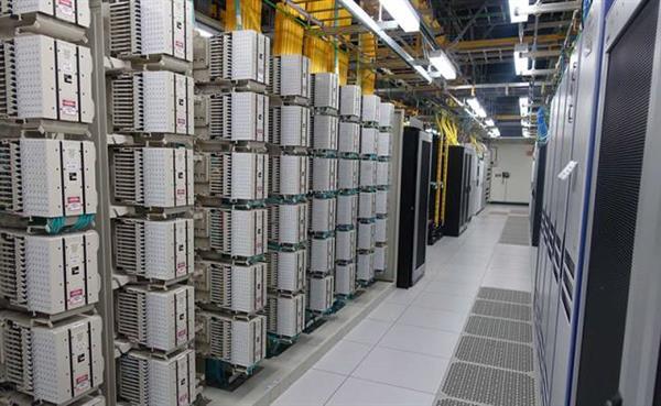 美国最传奇数据中心