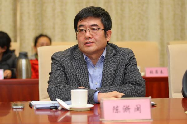 天津市宝坻区委书记陈浙闽任天津市委常委(图)