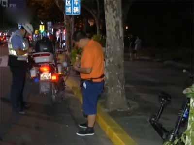 上海开展集中整治 对电动平衡车滑板车上路说