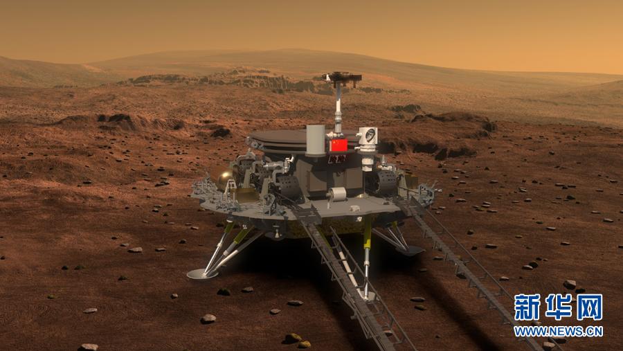 德媒:中国航天计划亮点频现 探索赶超航天大国