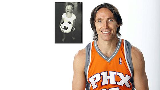 活久见!遇见小时候 NBA球星的童年照