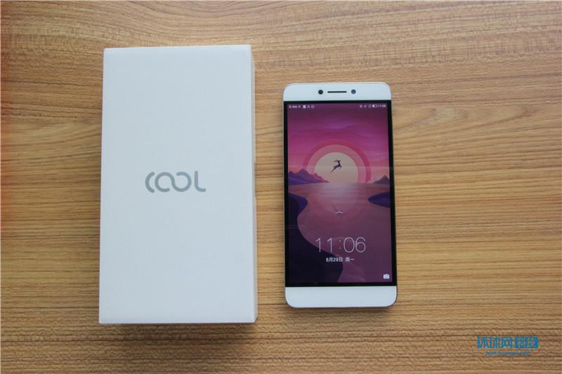 酷派COOL1手机图赏 性价比超高的双摄像头手机