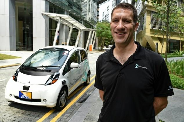美公司计划至2020年在10座城市运行无人驾驶车