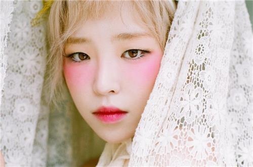 Brown Eyed Girls佳仁9月将发个人首张正规专辑