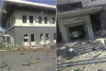 中方严厉谴责驻吉使馆遭汽车炸弹袭击