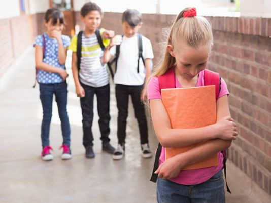 担忧!美国一高中校园霸凌发生率高达41%