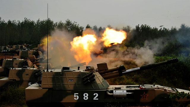 红军铁甲旅三界军演战损最小