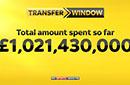英超今夏引援花销破10亿英镑 创下历史最高纪录