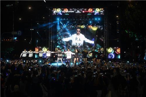 K-POP演唱会将登陆江南区 韩20余支偶像团体齐出动