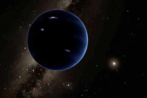 """太阳系边发现""""极端物体""""  或第九大行星"""