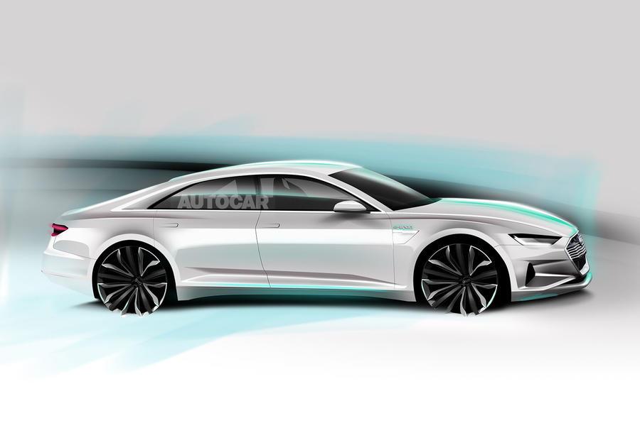 奥迪将推A9 e-tron四驱豪华电动轿车