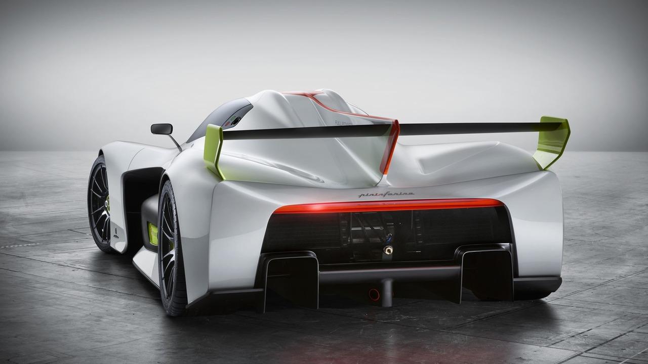 宾尼法利纳推限量版氢动力赛车售价250万美元