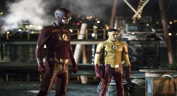 《闪电侠》第三季即将来袭 超级大反派逆闪现身
