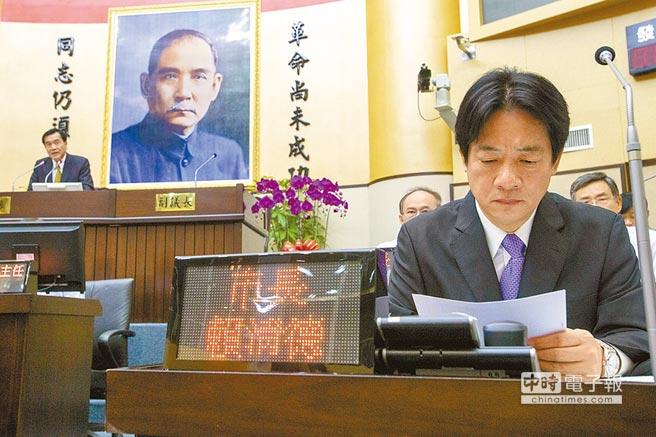 台南市议长李全教被判当选无效 补选对民进党有利