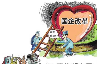 左延安:国企产权改革要深混,不能浅混