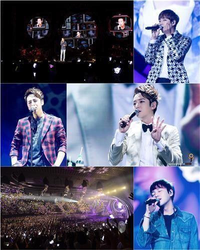 张根硕亚洲巡演落幕 在日演唱会吸引最多粉丝