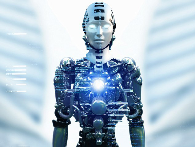 """科学家研制""""学习""""机器人  可高仿人类行为"""