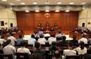 国家体育总局原副局长肖天受审 被控受贿796万元