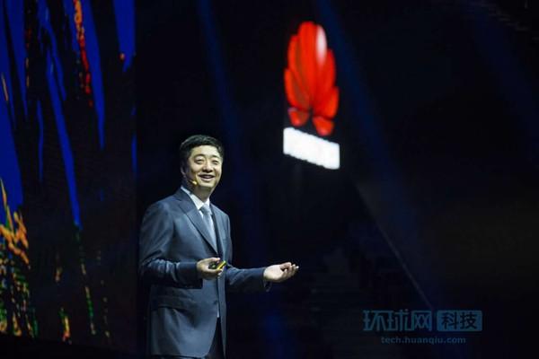 华为轮值CEO胡厚崑:携手生态伙伴 构建云生态