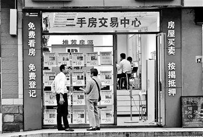 京二手住宅成交均价49102元/平米 又回到卖方市场