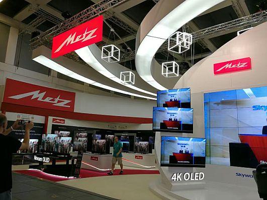 创维再登IFA展:海外业绩十倍增长 美兹OLED欧洲首发