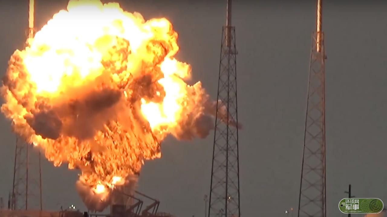 """中国火箭发射基地_美火箭爆炸为商业航天交""""学费"""" 或成中国机会_军事_环球网"""