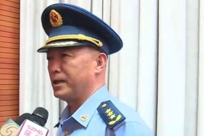 空军司令:中国正研新代远程轰炸机