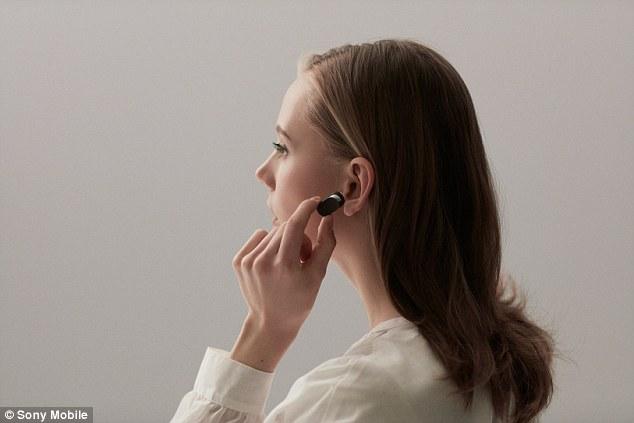 智能助理!索尼将于11月推出Xperia Ear无线耳机