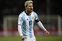 世预赛-梅西破门迪巴拉染红 阿根廷1-0乌拉圭