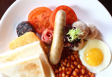 想要健康快速拥有好身材,可别再忽略你手中的早餐了!