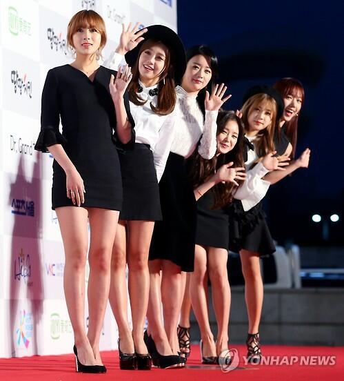 女团Apink拟9月底携第三张正规专辑回归