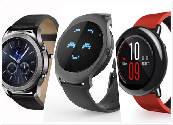 华米手表/Ticwatch2/GearS3 运动手表怎样算合格?