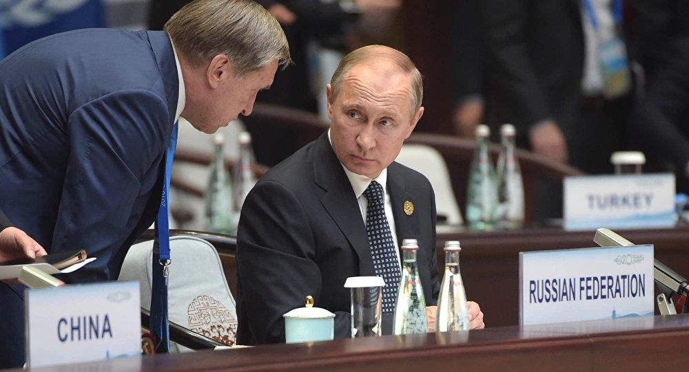 普京:俄经济形势已稳定 资本流出大减