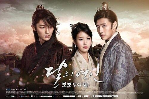 韩版《步步惊心》关注度排第一 《W》遭嫌弃