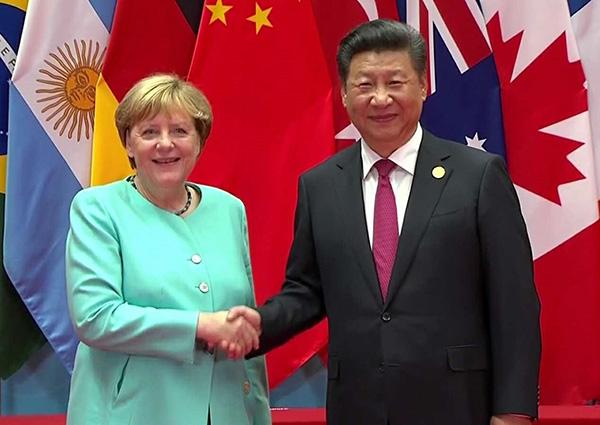 """总理G20峰会""""迟到"""" 德国考虑增购专机"""
