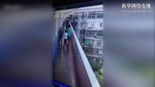黄石八中女生因小矛盾致其同学坠楼
