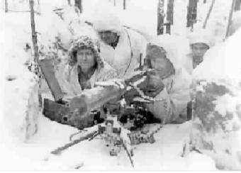 诱敌深入:小国芬兰1939年竟全歼苏联的王牌师