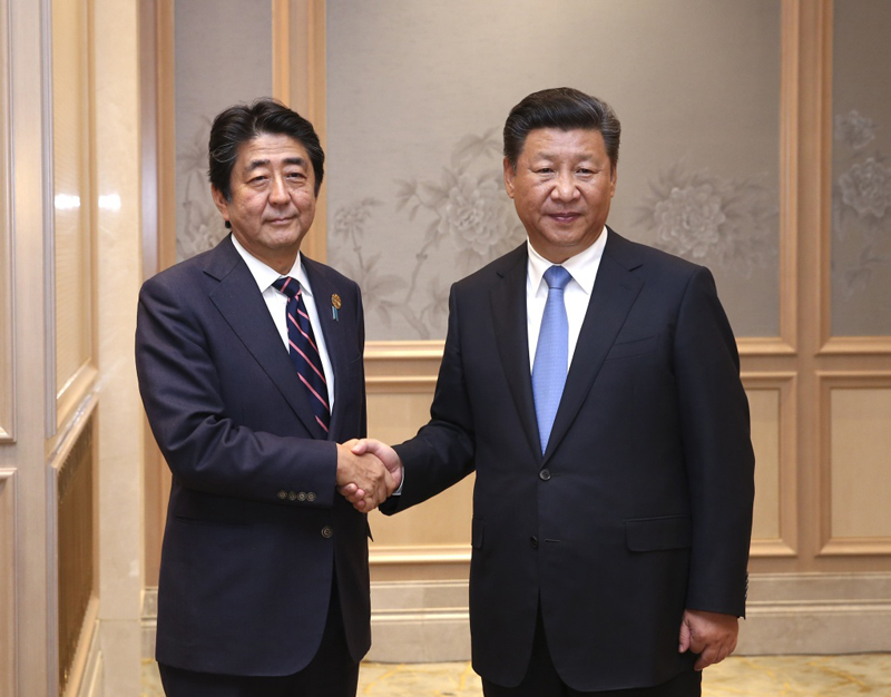 社评:日本应珍惜中日领导人