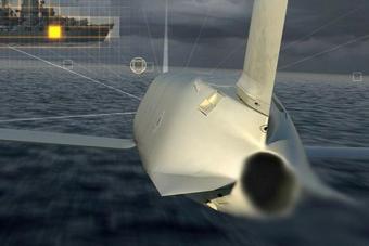 美海军战舰首射新一代反舰导弹