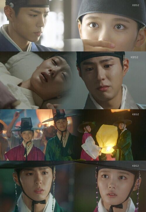 韩剧《云画的月光》收视走高 秒杀《步步惊心:丽》
