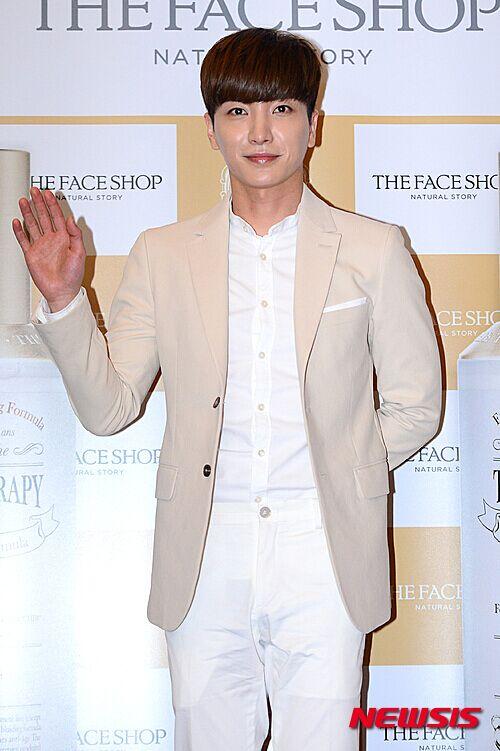 Super Junior队长利特将担当美妆节目主持人