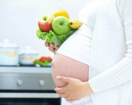 科学家:孕妇多吃水果有助于生出聪明宝宝