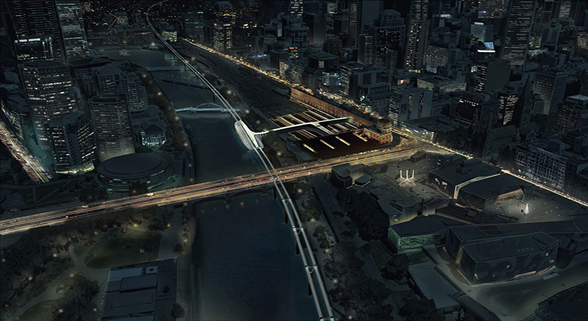 超级高铁Hyperloop若建在澳大利亚会长这样?