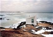 在世界最壮观的艺术岛屿与极光谈谈情