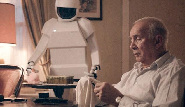 天了噜!科学家称机器人犯罪率2040年将超人类