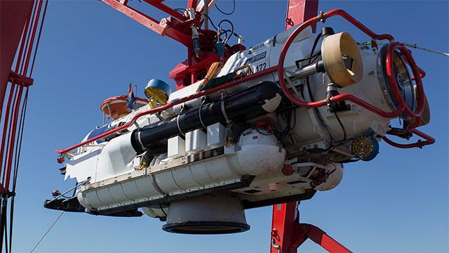 潜艇的生命之船 中国也有装备
